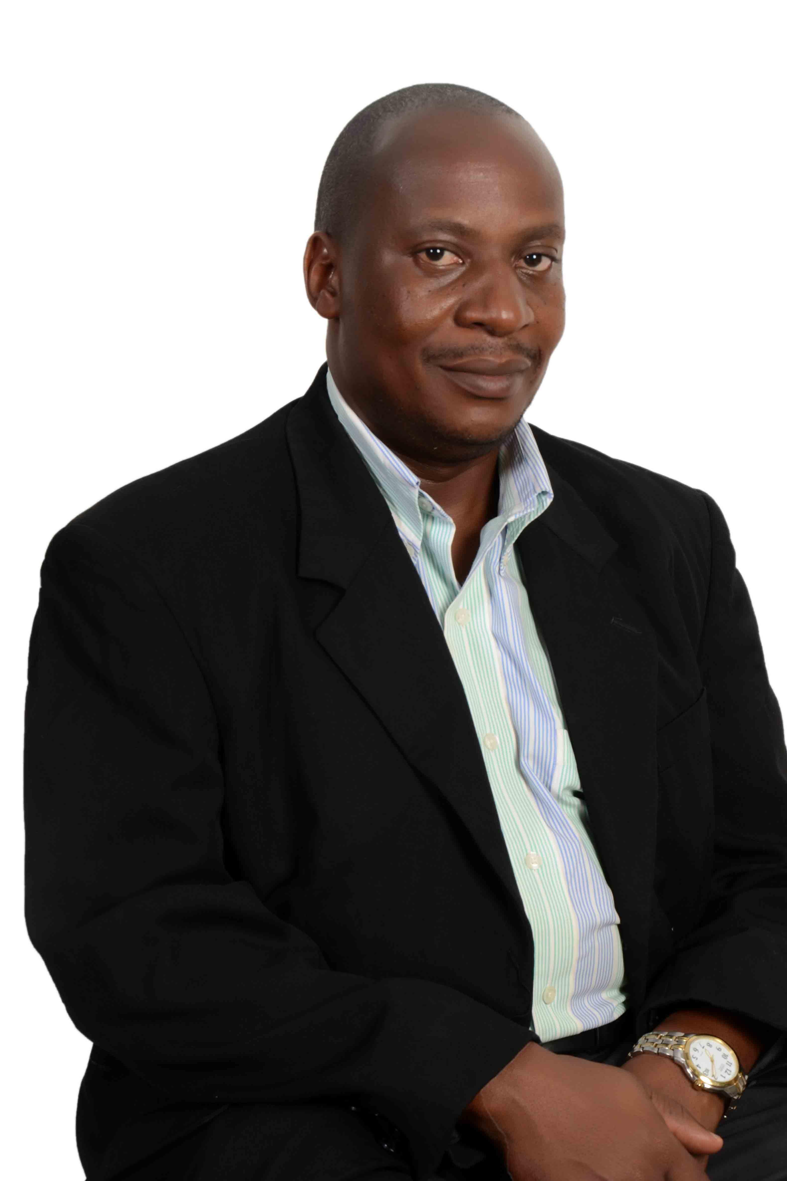 Emmanuel Ssewankambo C.E.O Nabisere Hotel